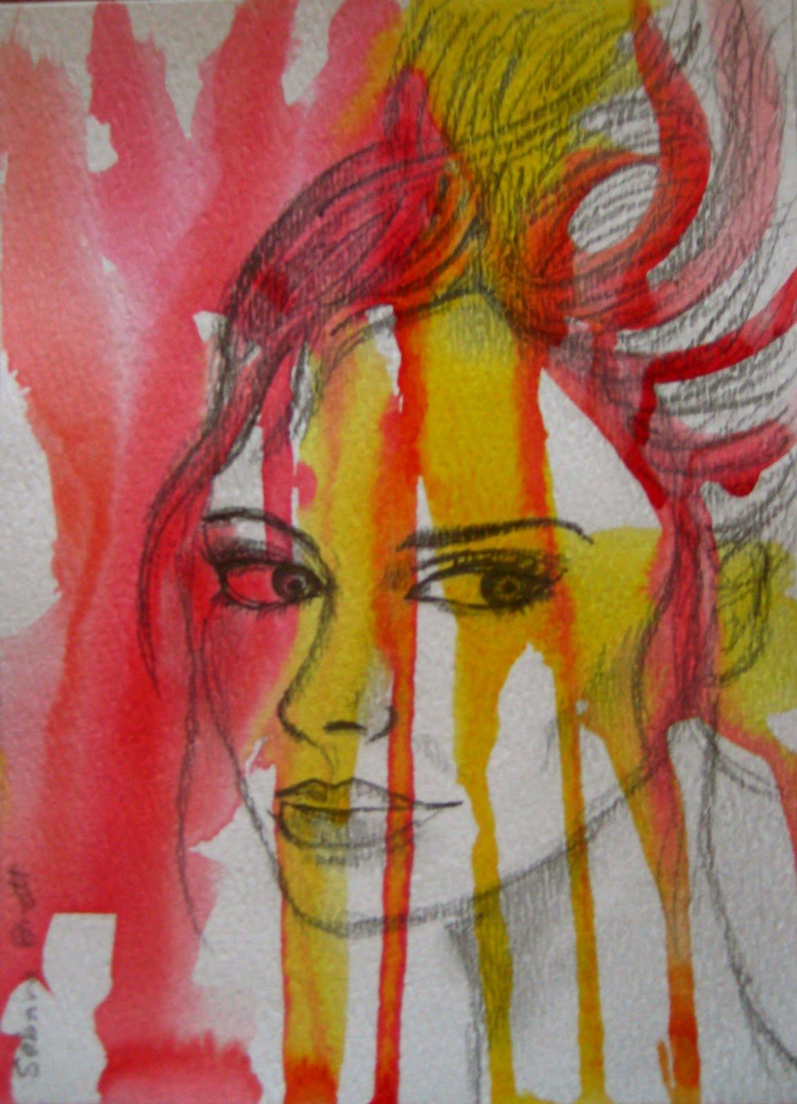 Fire & Light Series by Sabrina Brett 2