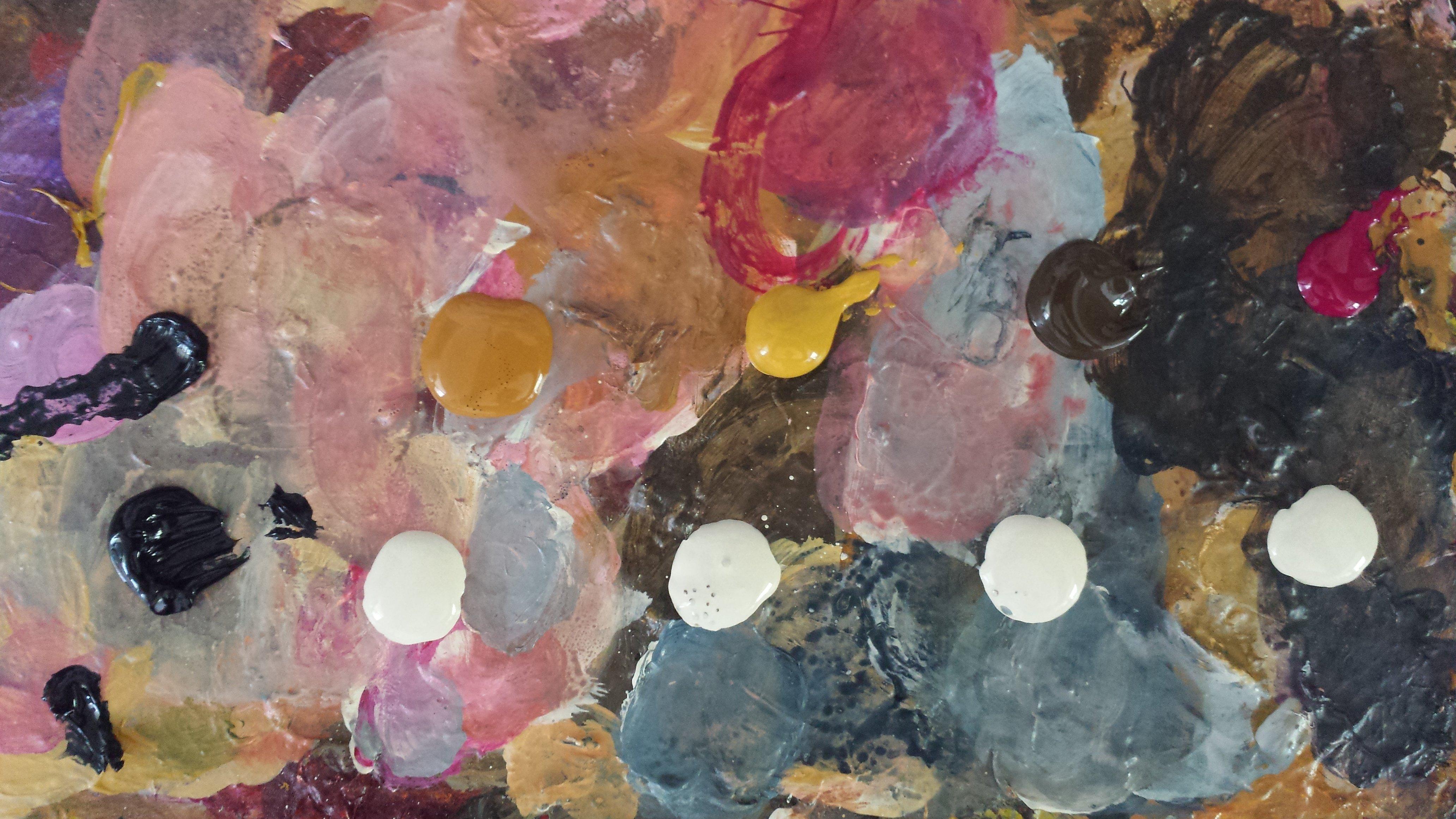 Spring 2014 Painting Playlist by Sabrina Brett