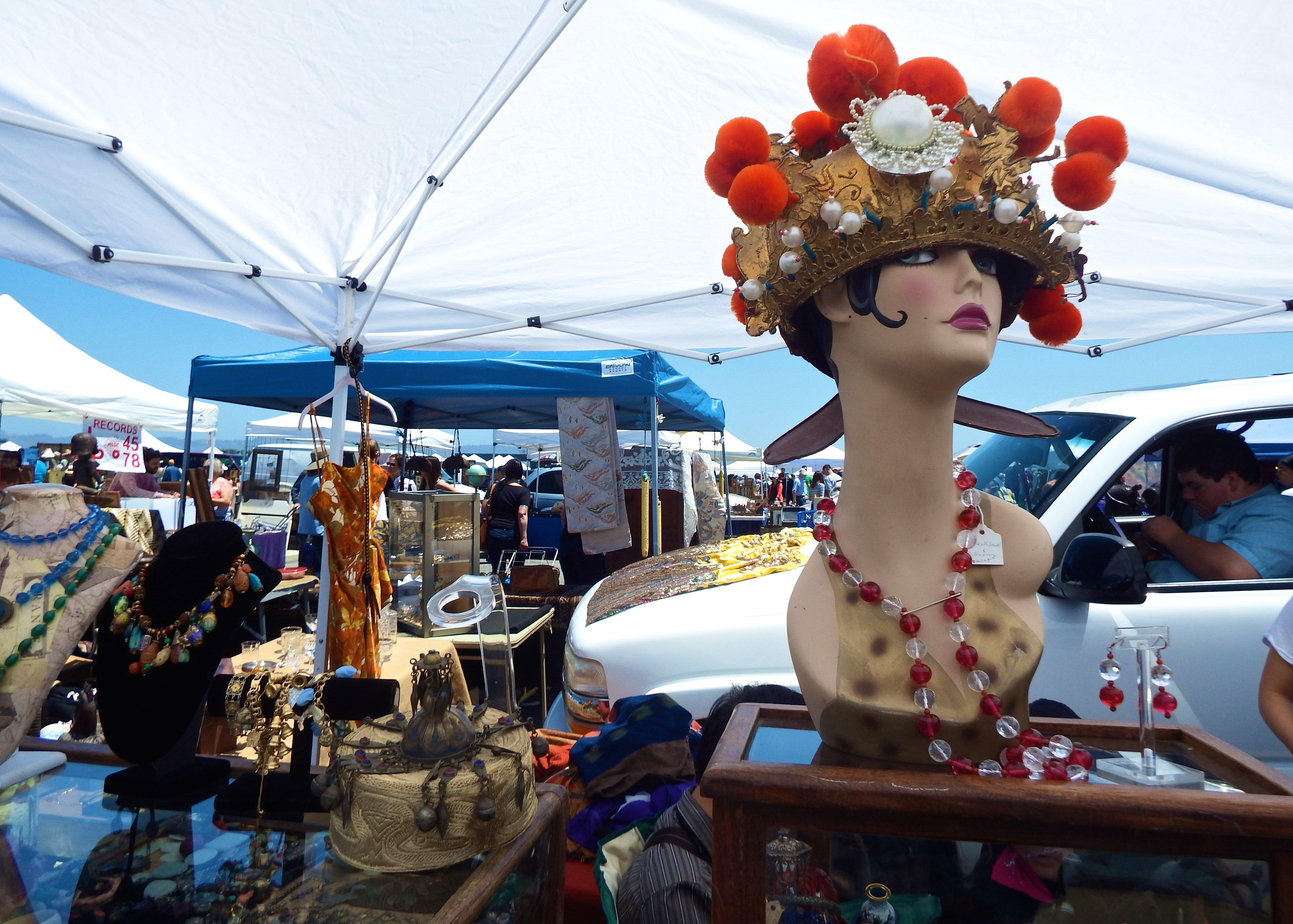 Alameda Flea Market by Sabrina Brett 4