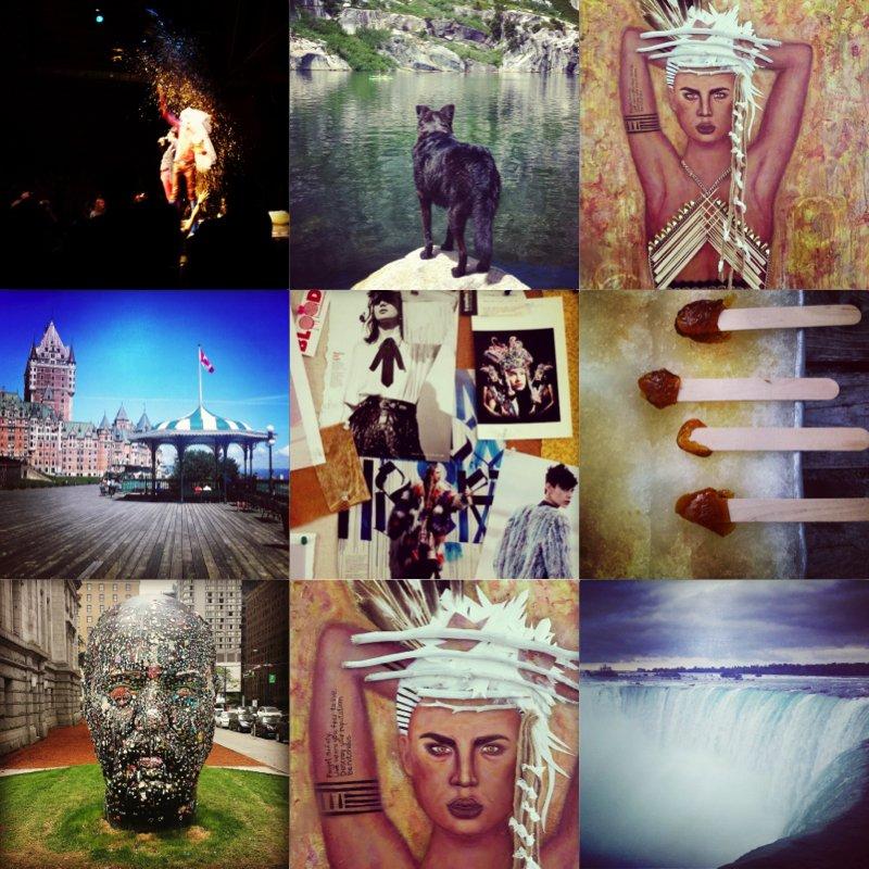 Instant Summer 2014 Moments by Sabrina Brett