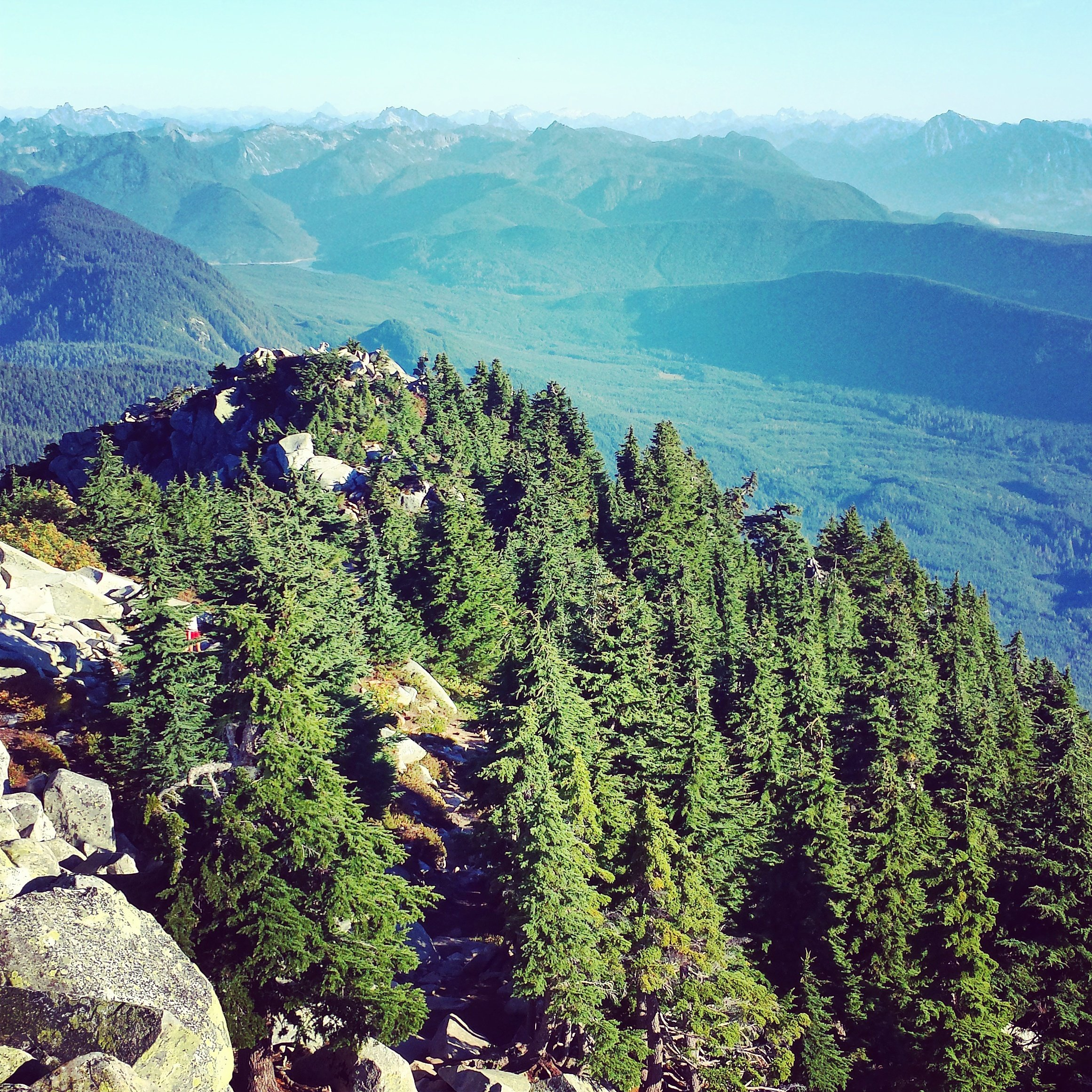Photo Journal Mount Pilchuck, WA by Sabrina Brett