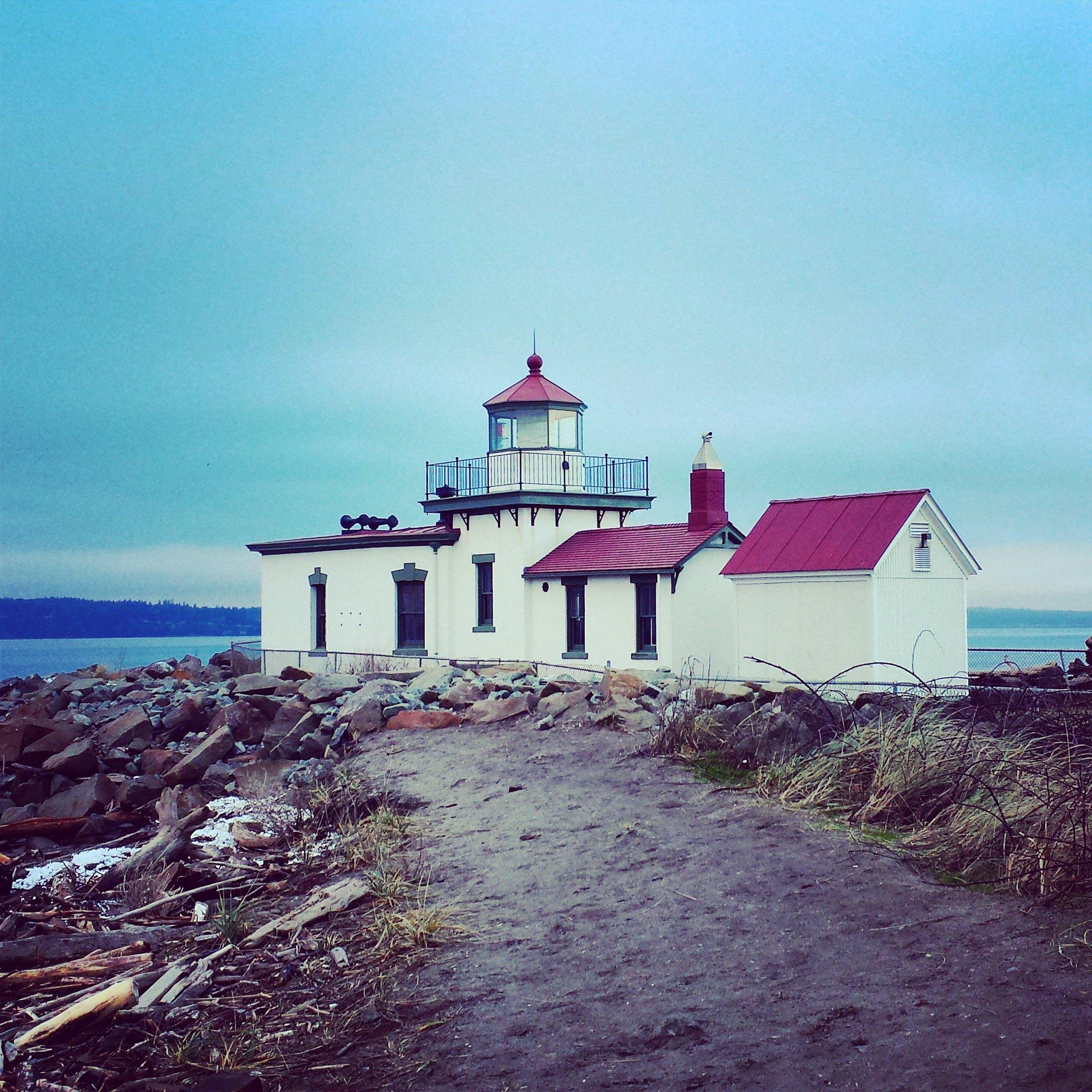 Photo Journal: Discovery Park, Seattle, WA, Sabrina Brett 2