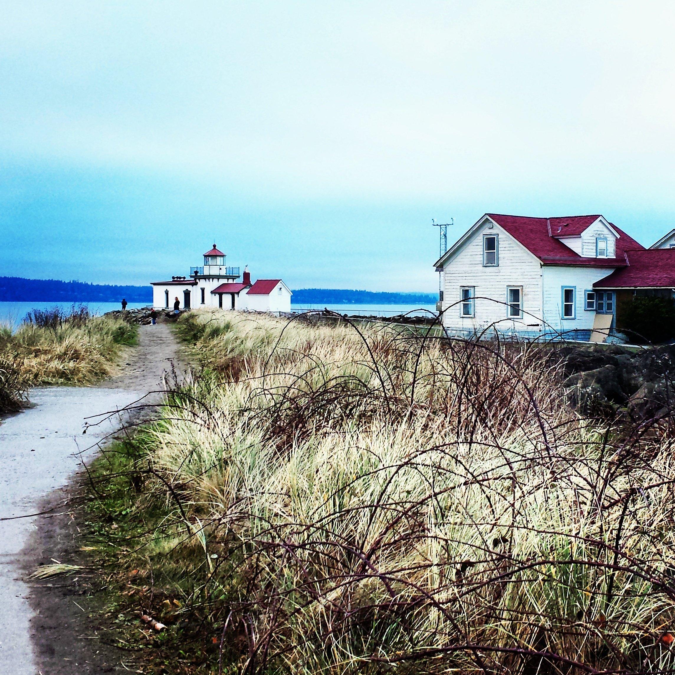Photo Journal: Discovery Park, Seattle, WA, Sabrina Brett 1