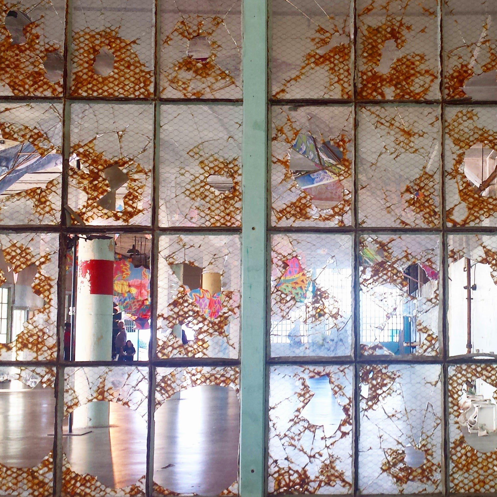 Ai Weiwei's @Large Exhibit, Alcatraz Island, San Francisco - Sabrina Brett 11