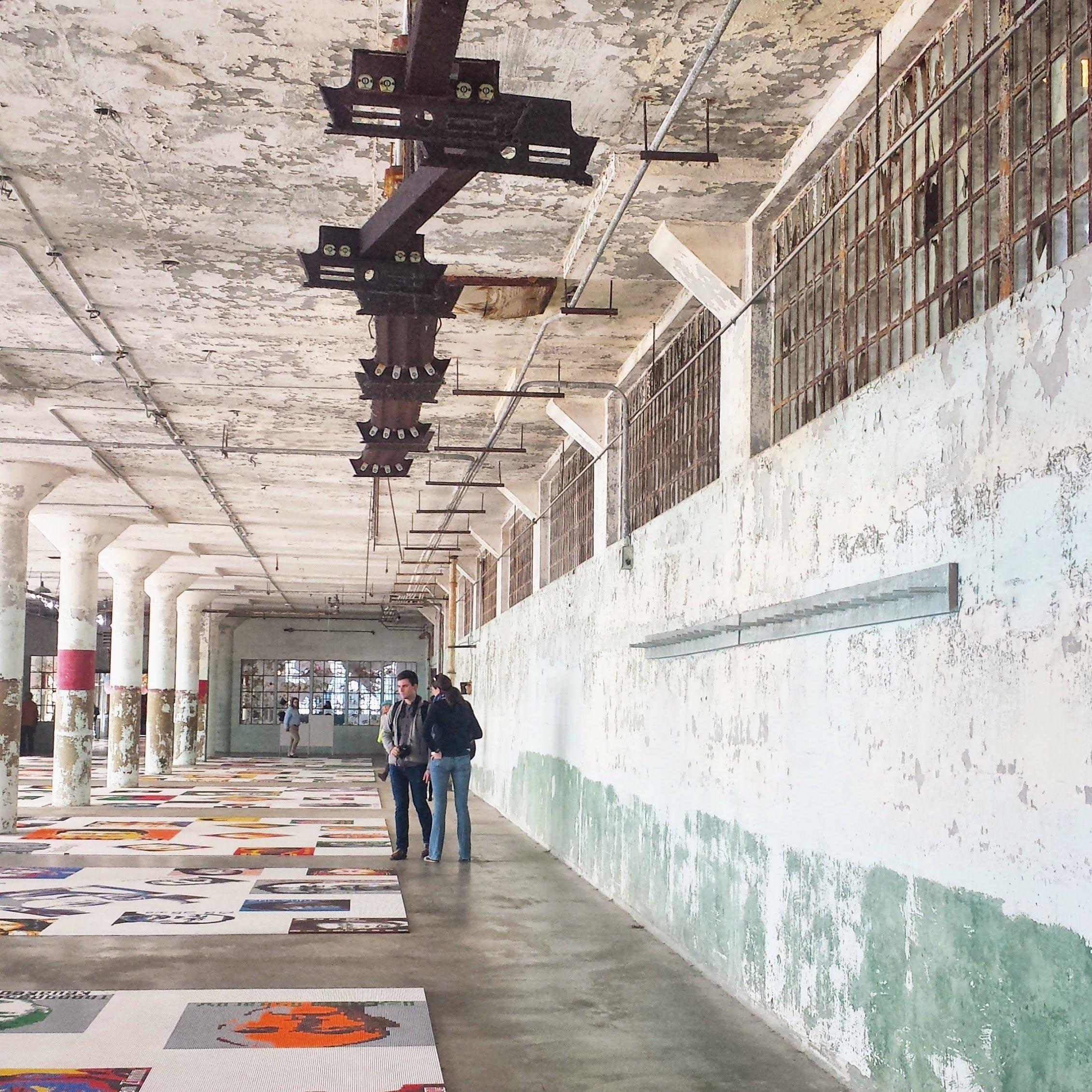 Ai Weiwei's @Large Exhibit, Alcatraz Island, San Francisco - Sabrina Brett 5