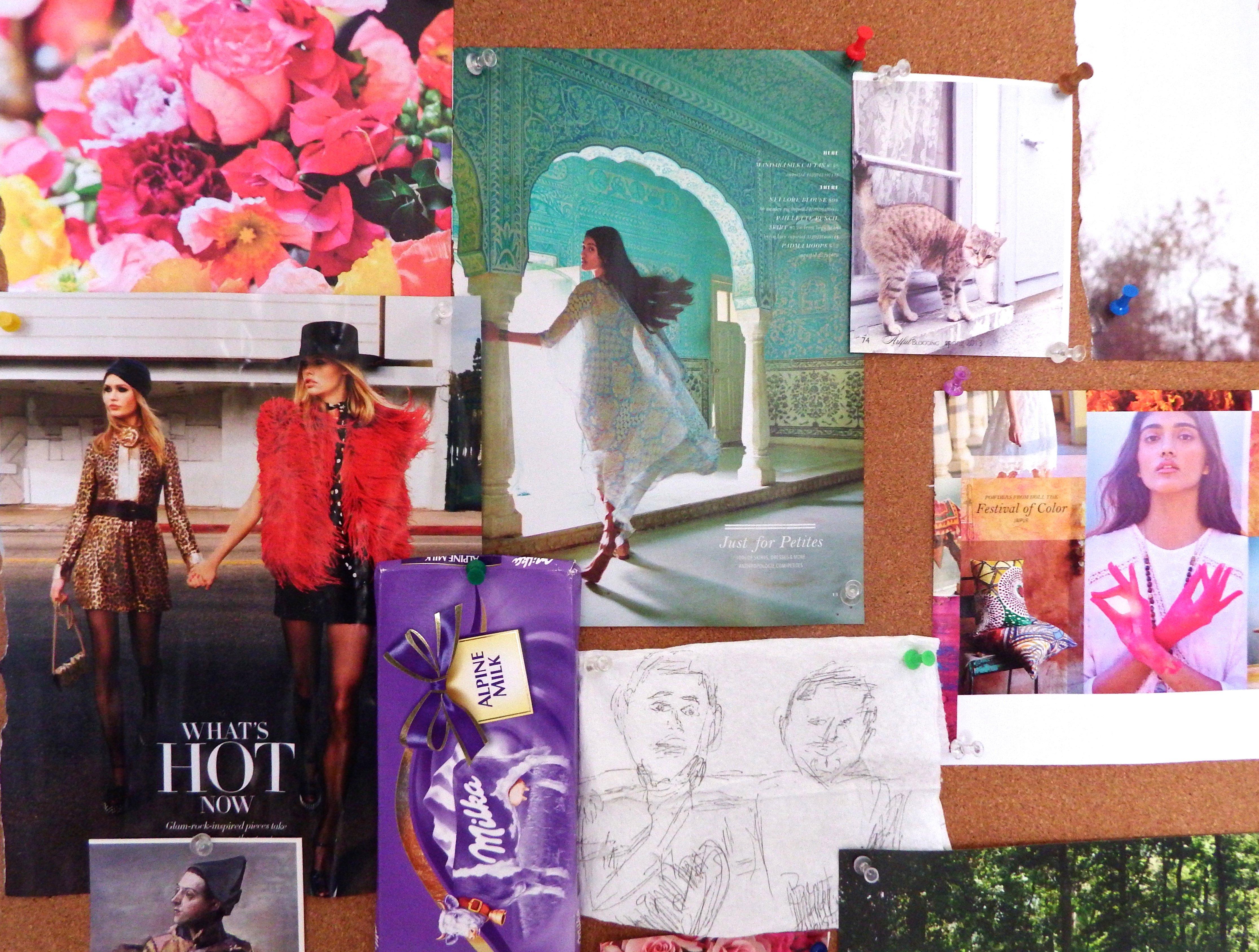 Inspiration Board Spring 2015 by Sabrina Brett 3
