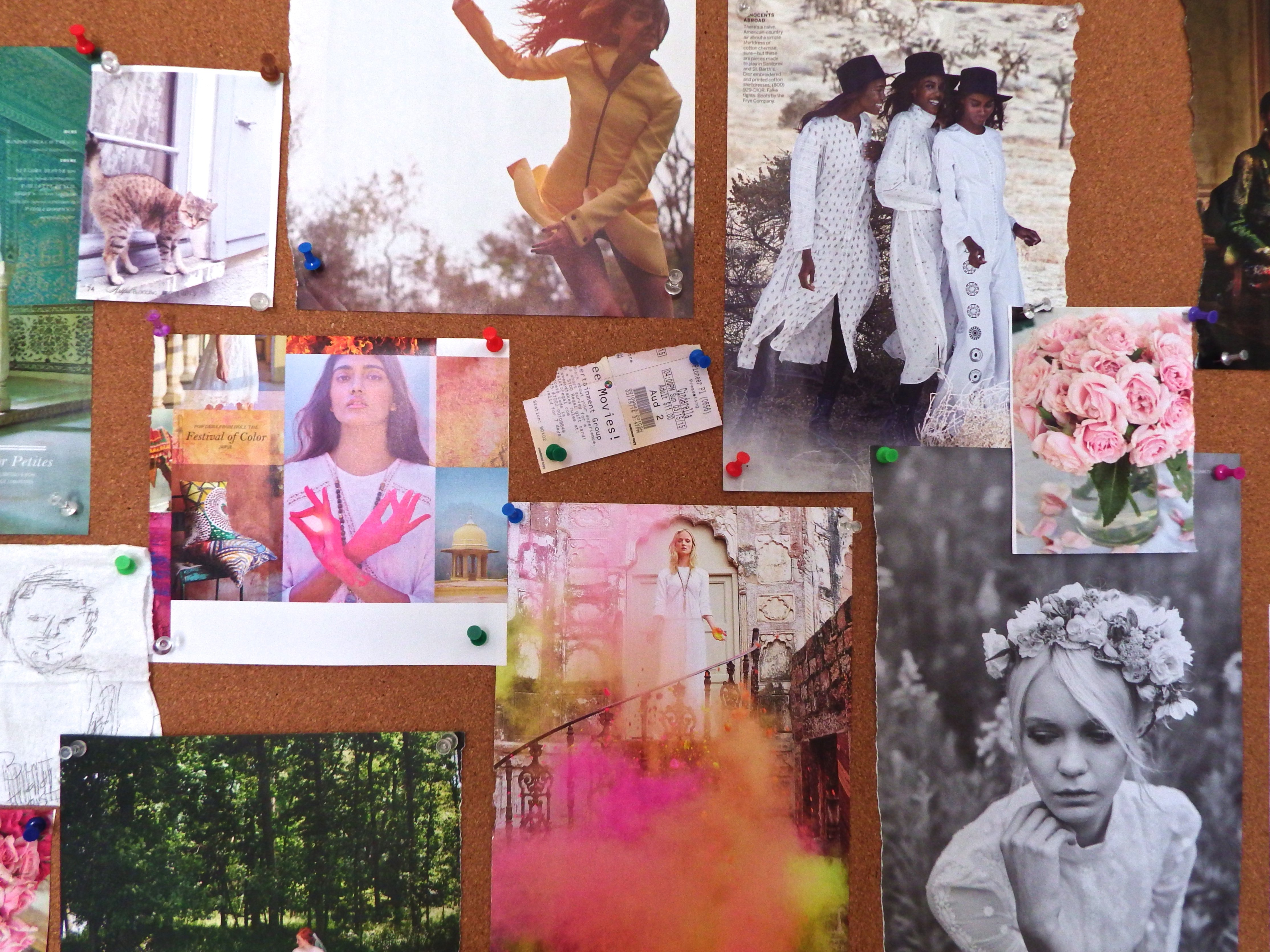 Inspiration Board Spring 2015 - Sabrina Brett 5
