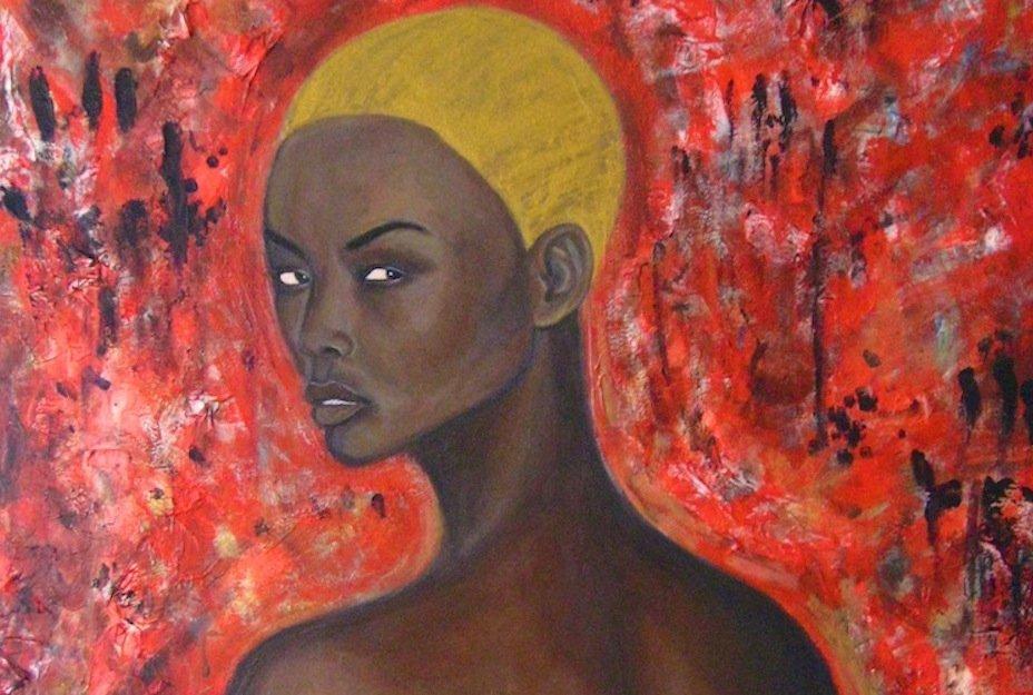 Aesthetic Blitzkrieg Group Art Show San Francisco Sabrina Brett