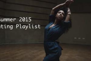 Summer 2015 Painting Playlist