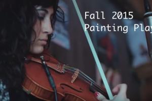 Fall 2015 Painting Playlist