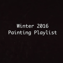 winter 2016 painting playlist by Sabrina Brett 800