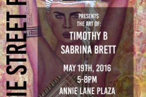 Pop Up Art Show: Annie Lane Allery, San Francisco, CA