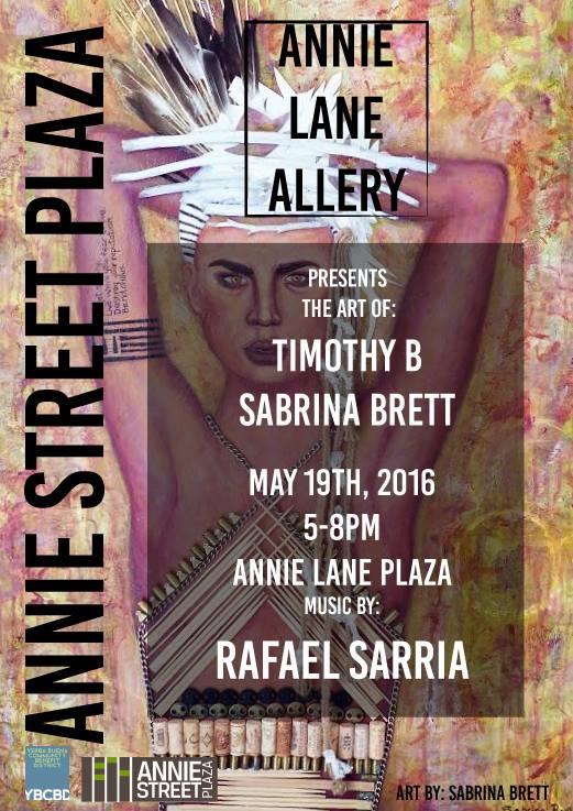 Annie Lane Allery Sabrina Brett San Francisco
